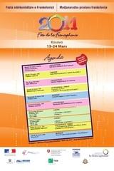 programme francophonie 2011