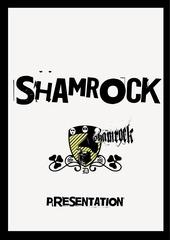 brochure shamrock