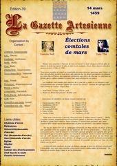 gazette 39bis