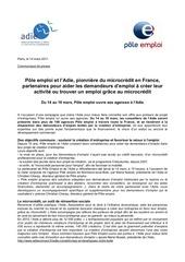 Fichier PDF 2011 cp adie pole emploi