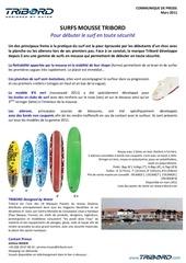 Fichier PDF communique de presse surfs mousse tribord