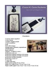 Fichier PDF cours 1 carte pochette