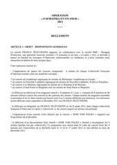 9s1j reglement 2011