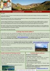 newsletter pasi n andina mars 2011 francais 1