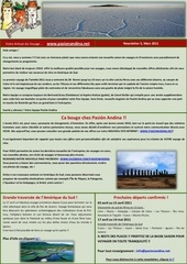 newsletter pasi n andina mars 2011 francais
