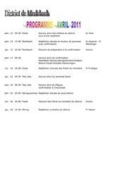 Fichier PDF programme avril 11