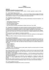 66 execution du contrat de travail