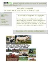 bulletin agricole simagri du cesa de bourgogne 3