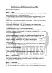 reglement des battles aveyronnaises 2011 1