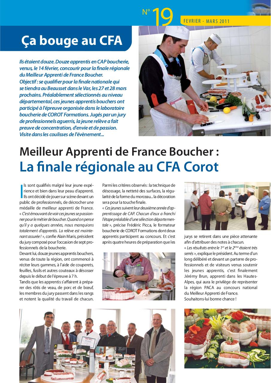 Aperçu du document NEWSLETTER Corot fevrier mars 2011.pdf - page 3/4