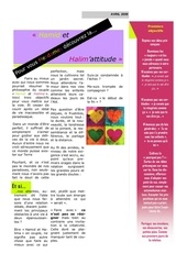 news letter hamid et halima