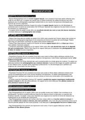 Fichier PDF carte et tarifs
