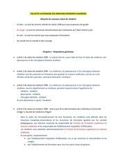 Fichier PDF ebauche du nouveau statut
