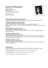 Fichier PDF cv gaelle 2011