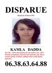 Fichier PDF disparition kamla dadda