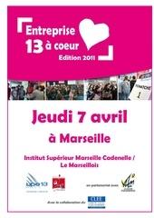 Fichier PDF entreprise 13 a coeur 2011