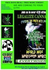 http globalcannabismarch com