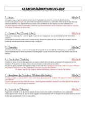 Fichier PDF sorts elementaires
