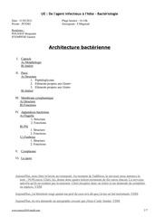 p2 agentinfectieux architecturebacterienne 1102