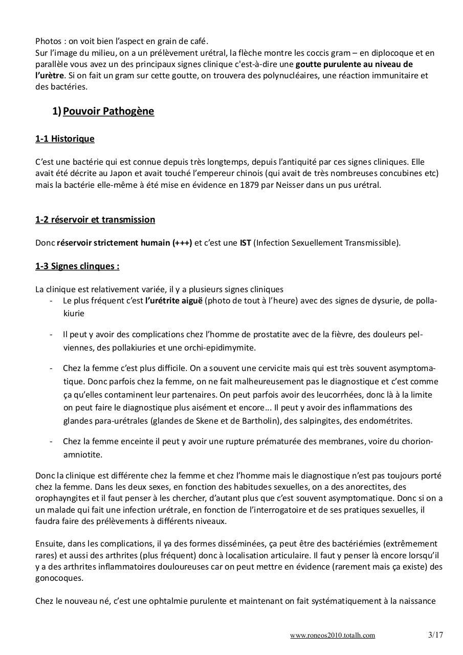P2 bacterio neisseria 1603 par Thomas G - Fichier PDF