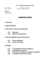p2 infectieux aspergilloses 2803