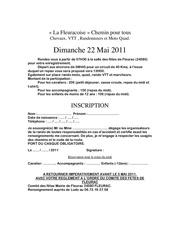 Fichier PDF cavaliers