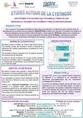 newsletter famille cystinose n 2