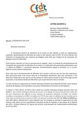 Fichier PDF 2011 04 11 lettre ouverte ministre instances de dialogue social