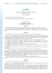 53060750 la loi sur la garde a vue publiee au jo