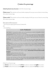 Fichier PDF creation de pj