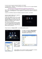 comment visualiser les aires de service sur l ecran
