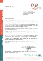 lettre au pres du tgi avril 2011