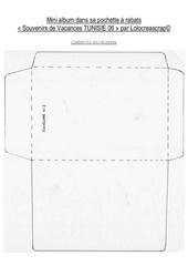 tutoriel mai 2011 infinimentscrap lolocreascrap gabarits enveloppes