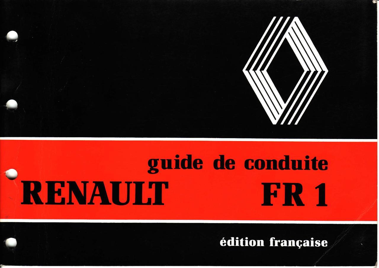 Guide de conduite FR1 - Fichier PDF