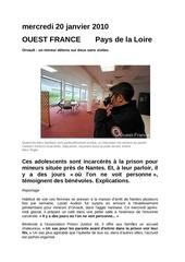 ouest france20 01 10epm pj44