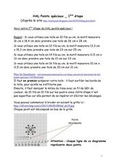 hal points speciaux etape1 2