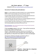 hal points speciaux etape1