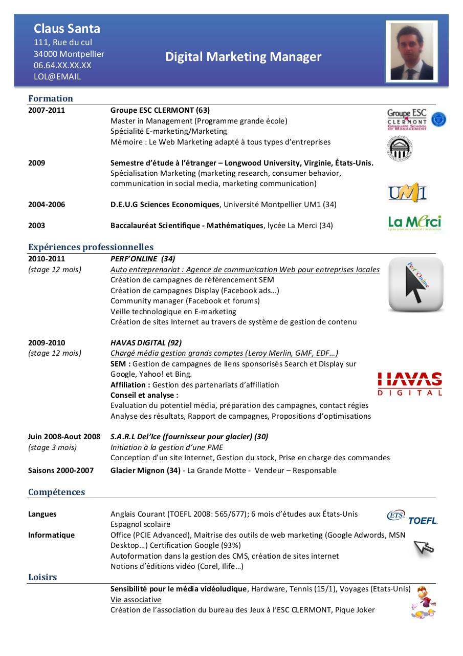 cv maj  1  docx par louis terme - cv hfr pdf