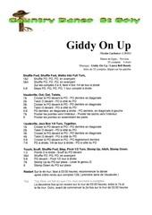 Fichier PDF giddy on up