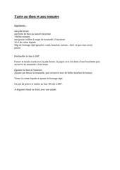 Fichier PDF tarte au thon et aux tomates