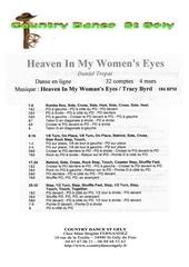 heaven in my women s eyes