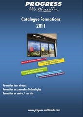 catalogue de formation 2011