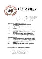 country walkin