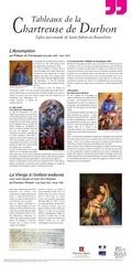 eglise saint julien en beauchene et tableaux