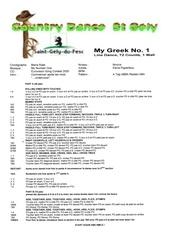 Fichier PDF my greek n 1