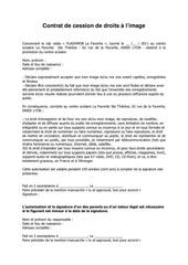 contrat de cession de droits bon 2