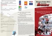 plaquette stage rouen 2011 copie 1