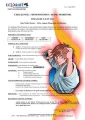 Fichier PDF challenge mini poussins parcours combat 2011