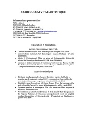 Fichier PDF cv teodora