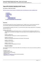 Fichier PDF openvpn radius mysqlldap howto